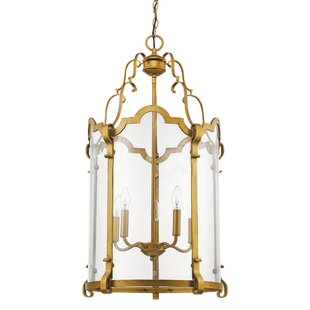 Rosdorf Park Marie 5-Light Foyer Pendant