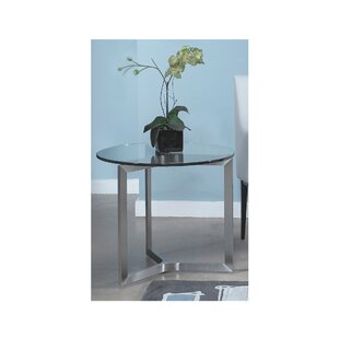 Adrienne Collection End Table by Allan Co..