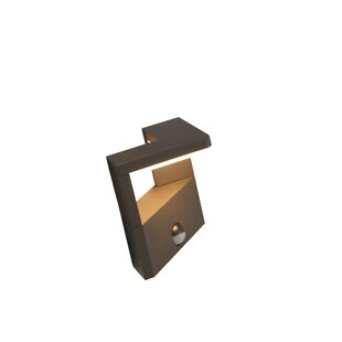Beauvue LED Outdoor Sconce With Motion Sensor Image