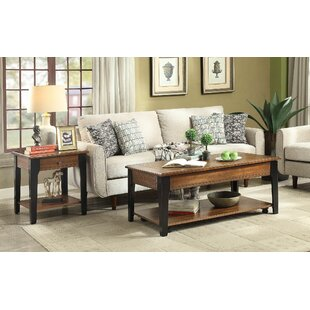 Red Barrel Studio Howington 2 Piece Coffee Table Set