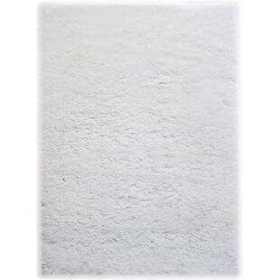 Compare & Buy Florala White Area Rug ByWrought Studio