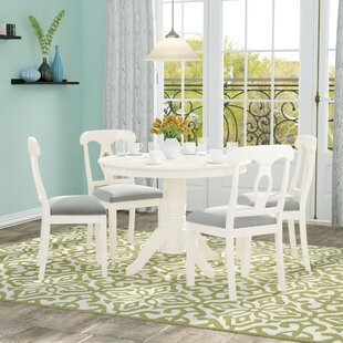 Adda 5 Piece Dining Set Charlton Home