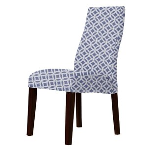 Haddonfield Parsons Chair (Set of 2) by Latitude Run