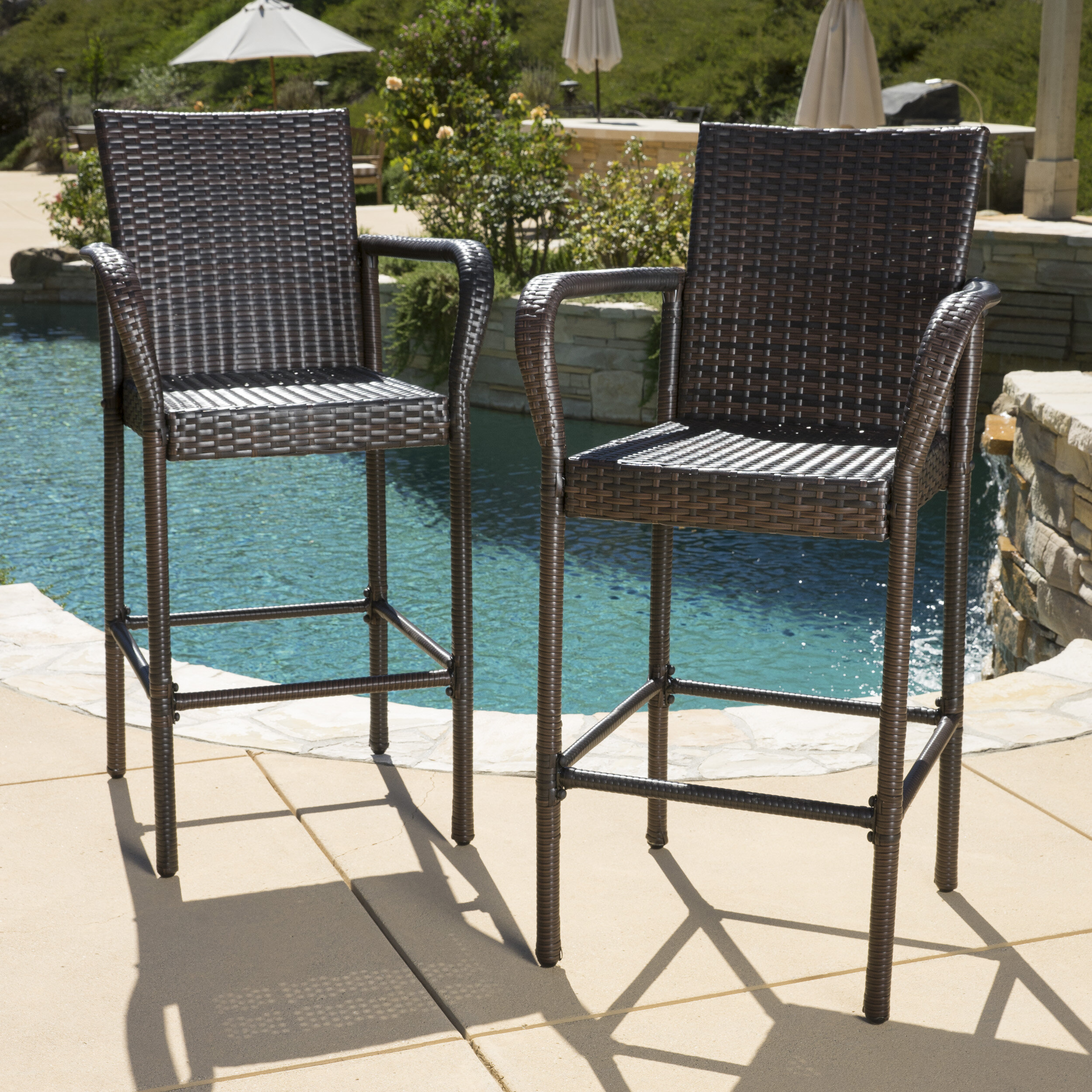 Best Of Patio Bar Table and Chairs