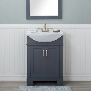 Save Winston Porter Guzman 24 Single Bathroom Vanity Set