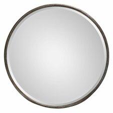 Wall Mirror Round modern round wall mirrors | allmodern