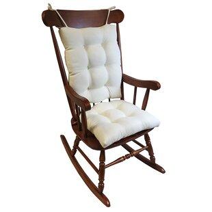 Rocking Chair Chair Seat Cushions Youll Love Wayfair