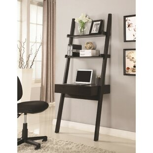 Winston Porter Keiser Ladder Desk with 1 ..