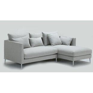 Kinley Modular Corner Sofa By Ebern Designs