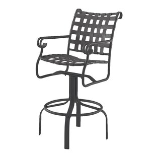 Woodard Ramsgate Swivel Bar Stool