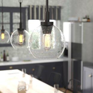 Trent Austin Design Fulton 1-Light Globe Pendant