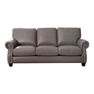 Whipton Leather Sofa