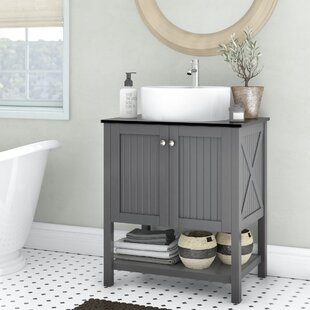 Naccarato 28'' Single Bathroom Vanity Set