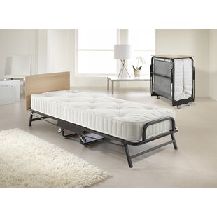 Hospitality Folding Bed with Mattress by Jay-Be