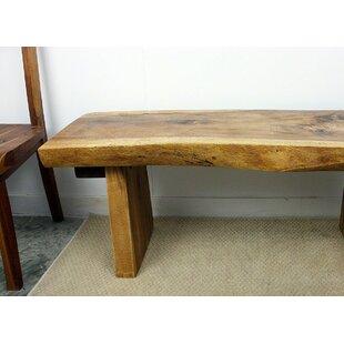 Benner Wood Bench