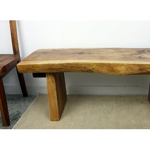 Derringer Wood Bench