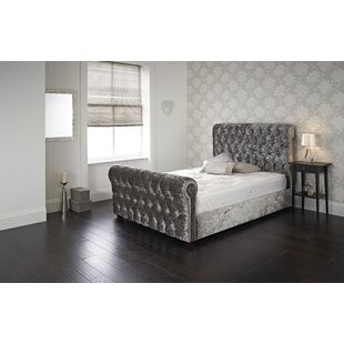 Trace Upholstered Bed Frame By Willa Arlo Interiors