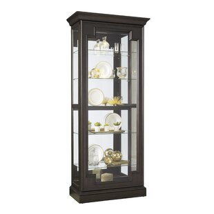 Cutrer Curio Cabinet by Darby Home Co