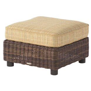 Woodard Sonoma Ottoman with Cushion
