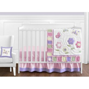 Compare & Buy Butterfly 11 Piece Crib Bedding Set By Sweet Jojo Designs