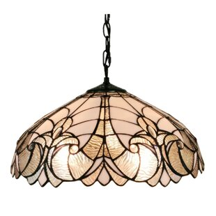 Tiffany 2-Light Bowl Penda..