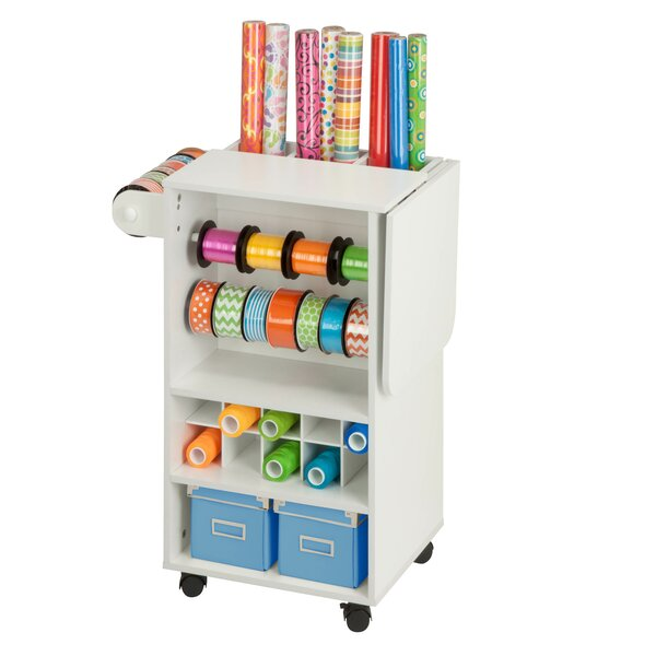 Honey Can Do Rolling Craft Storage Cart Amp Reviews Wayfair Ca