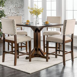 Ophelia & Co. Burkitt Counter Height Dining Table