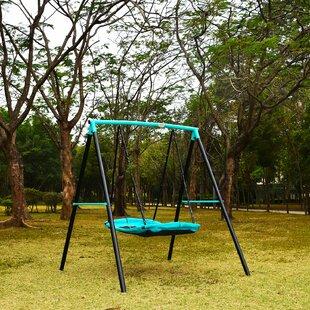 BLUE SWING SET STUFF INC MONOCULAR COMBO KIT outside yard residential kid 0299