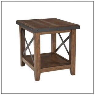 Baulch End Table