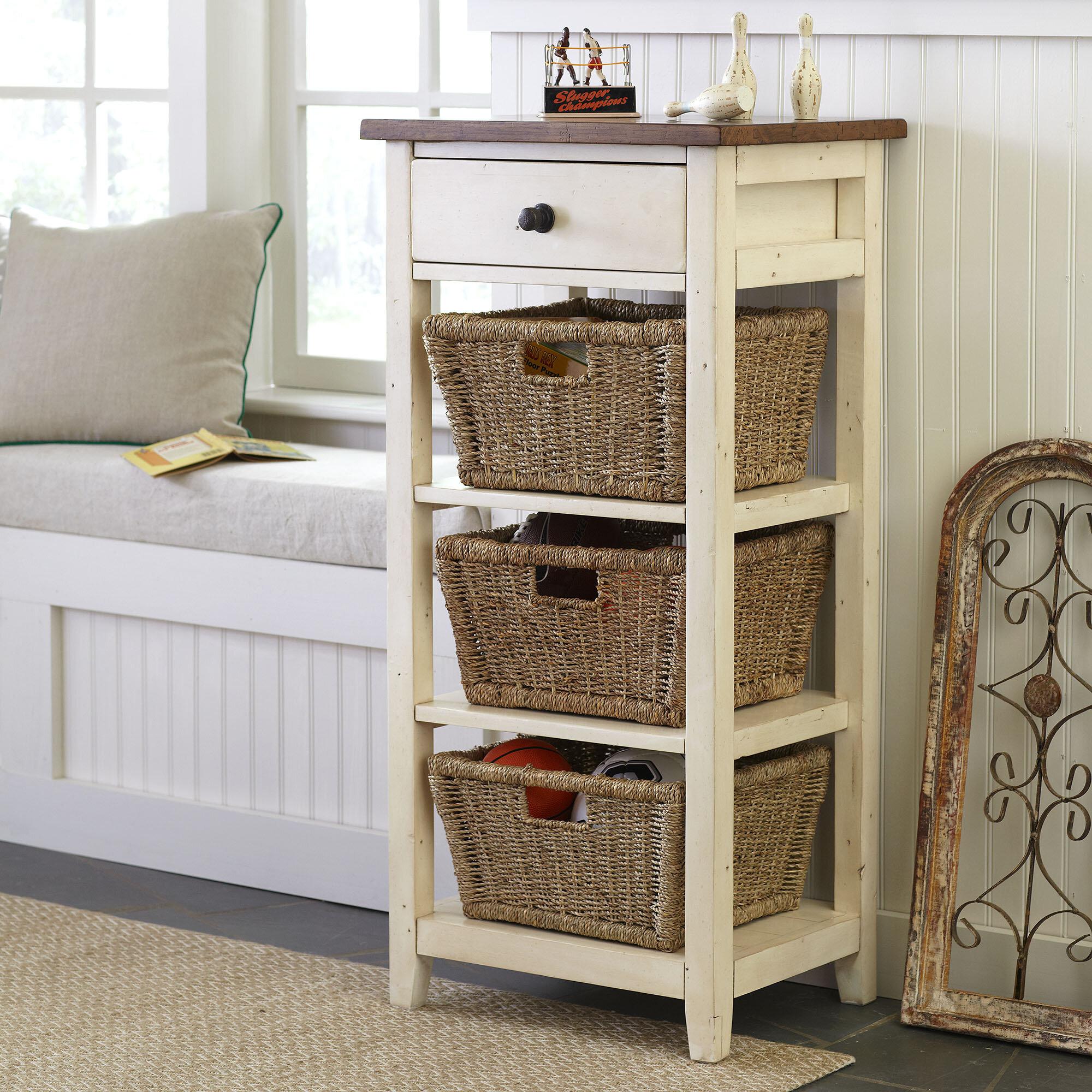 Birch Lane™ Driscoll Storage Table U0026 Reviews | Wayfair