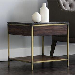 Sunpan Modern Artezia End Table