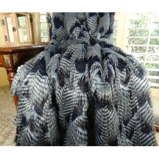 Loon Peak Ryckman Feather Bedspread