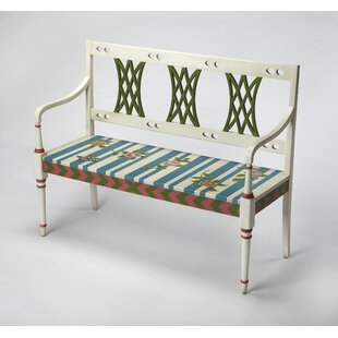 Cassel Wood Bench by August Grove