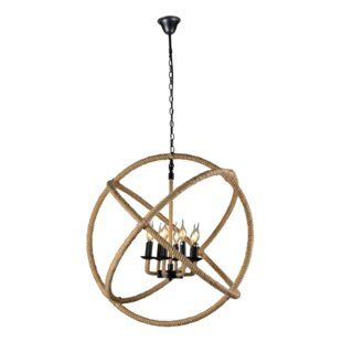 globe lighting fixture round gillian 8light globe chandelier lighting fixture wayfair