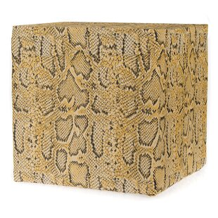 Nunez Decorative Cube Ottoman