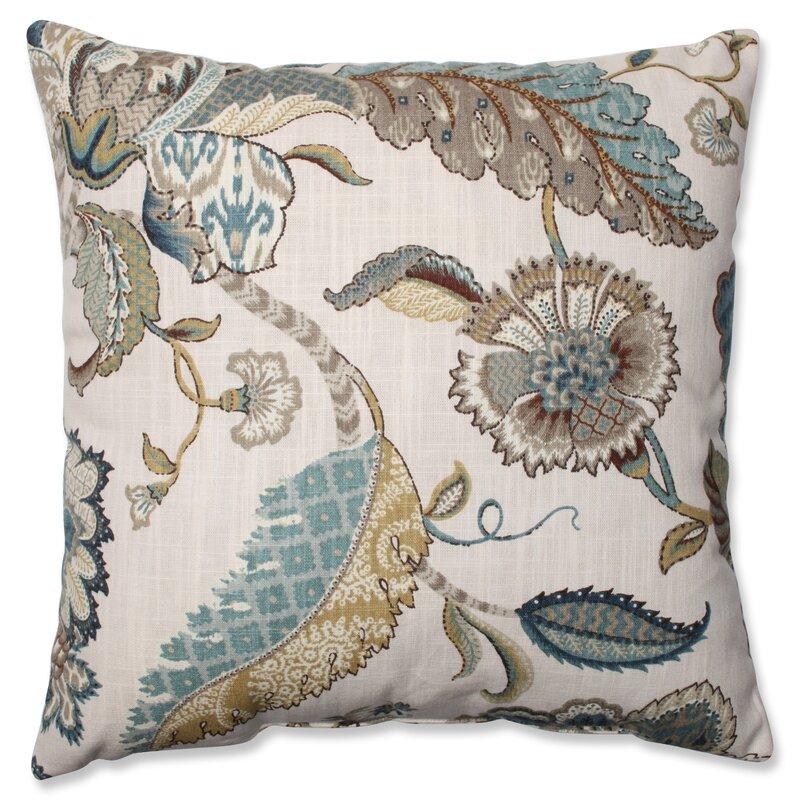 erie 100 cotton throw pillow