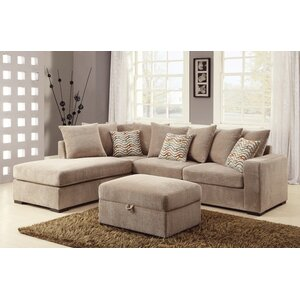 Albin Chaise Reversible Sectional
