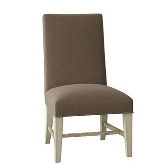 One Allium Way Natalia Cane Upholstered Dining Chair Wayfair