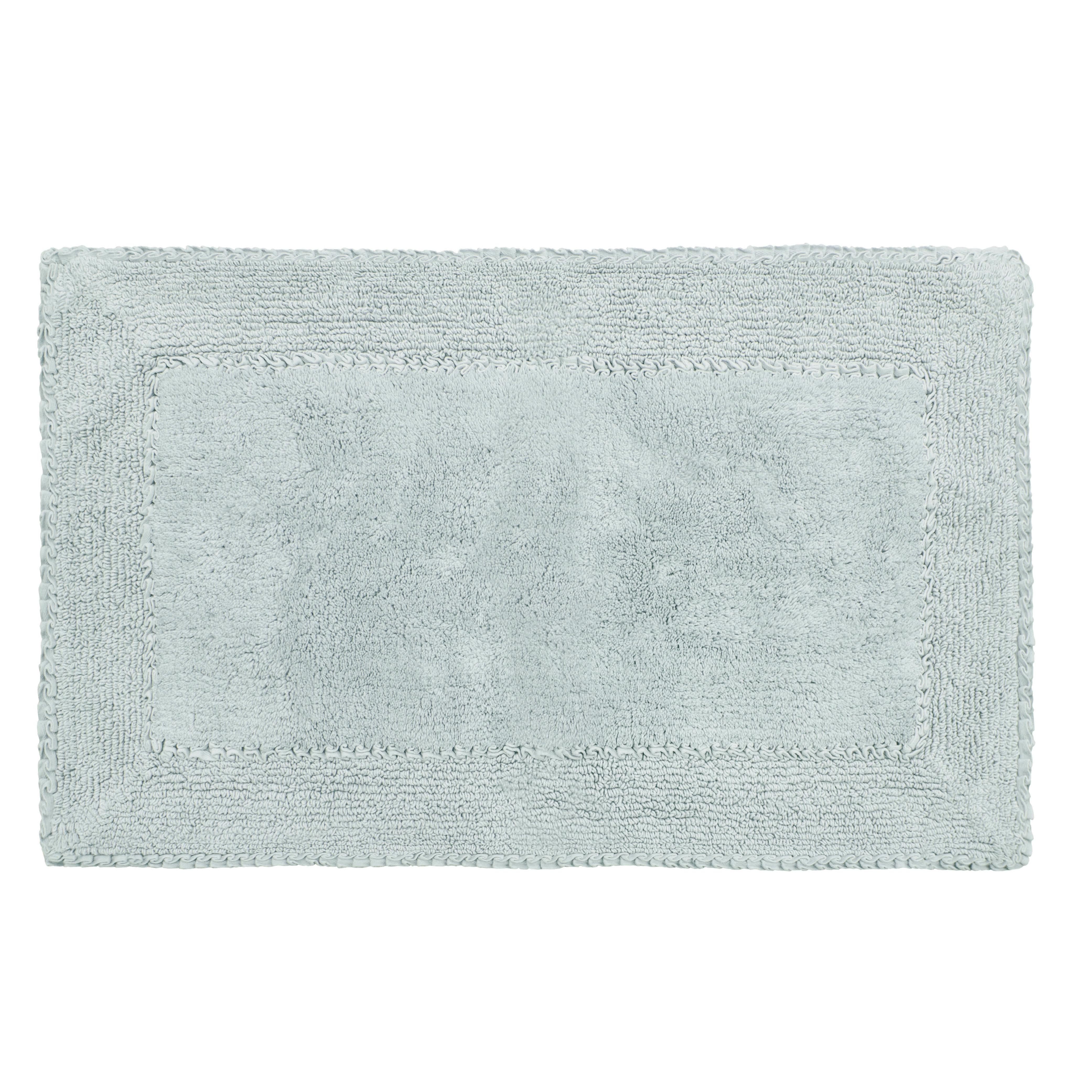 5ccdcace6a24 Ruffle Cotton Bath Rug   Reviews