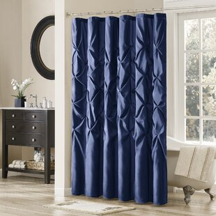 Benjamin Contemporary Shower Curtain by Willa Arlo Interiors