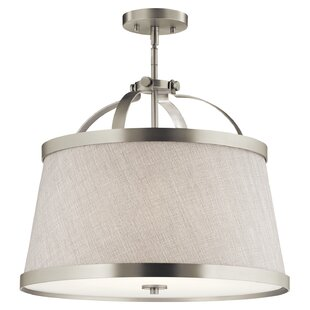 Darby Home Co Sachiko 3-Light Cone Pendant