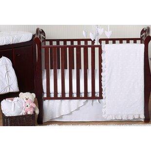 Reviews Eyelet 11 Piece Crib Bedding Set BySweet Jojo Designs
