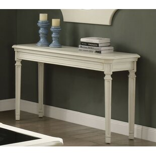 Brook Console Table by One Allium Way Great price