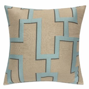 Geometric Throw Pillow (Set of 2)