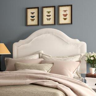 Reviews Cajsa Upholstered Headboard by Birch Lane™ Heritage