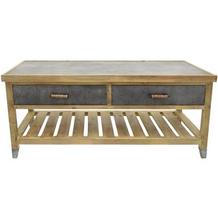 Gerlach Coffee Table with Storage