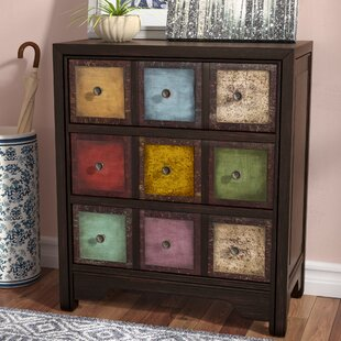 Charmant Hutchinson 3 Drawer Accent Chest