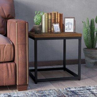 Price Check Kanaga End Table ByTrent Austin Design