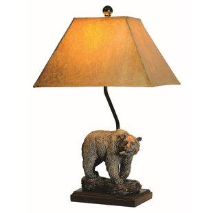 Adriel Bear 24 Table Lamp