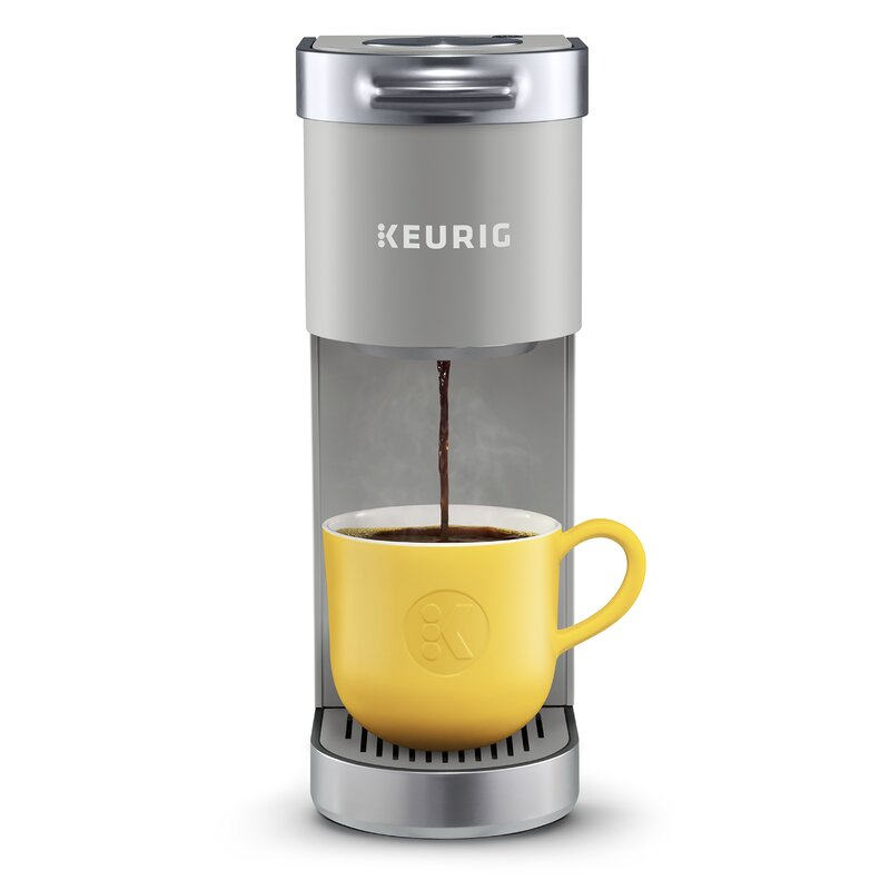 Keurig K-Mini Plus, Single Serve K-Cup Pod Coffee Maker, 6 ...